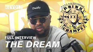 The Dream | Drink Champs (Full Episode)