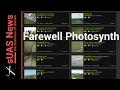 Farewell Photosynth