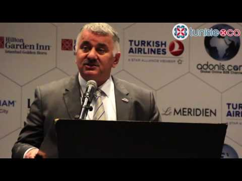 The speech of  Mr. Bilal EkSi Deputy Chairman and CEO  of turkish airlines