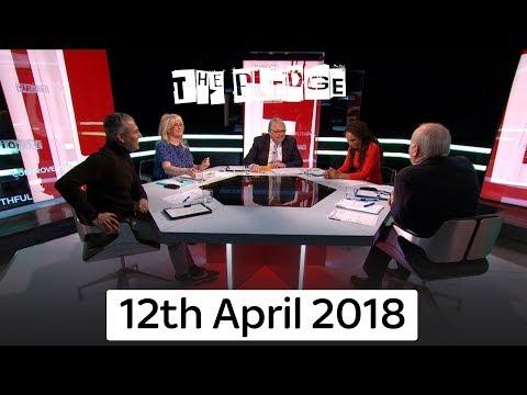 The Pledge | 12th April 2018