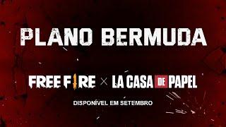 Free Fire x La Casa de Papel | TEASER