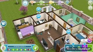 The Sims Freeplay /Династия Бейкер #34