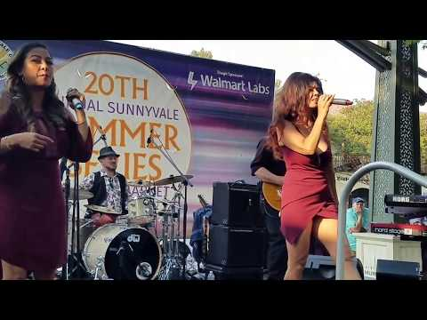 Hit Me With Your Best Shot  Groove Foundation   Downtown Sunnyvale Summer Series 8 8 18
