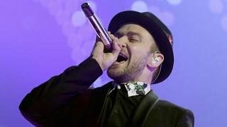 Justin Timberlake iHeartRadio Music Festival 2013 (1080p)