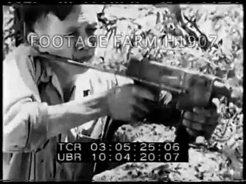Indochina War H1907-01 | Footage Farm