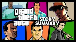 Grand Theft Auto Timeline - Part 1 - The 3D Universe (What You Need to Know!)