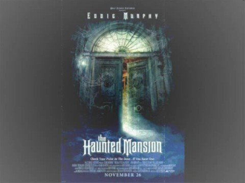 """Haunted Mansion Movie Openning """"Overture""""."""