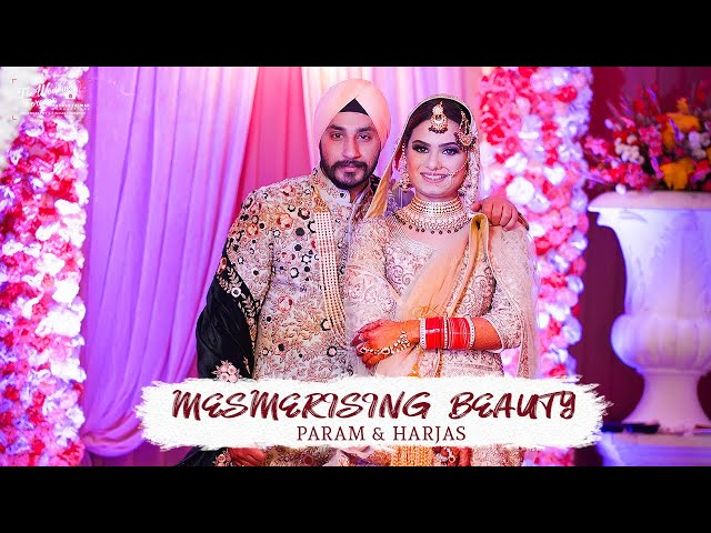 PARAM HARJAS WEDDING HIGHLIGHT   RAKABGANJ GURUDWARA