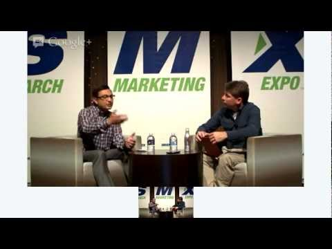 SMX Social Media Keynote Conversation: Vic Gundotra, Senior VP of Engineering at Google+