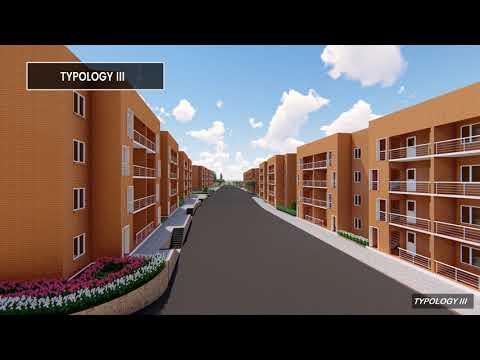 Workers Affordable Properties Ltd - Gahanga 1 Project , Kigali - Rwanda
