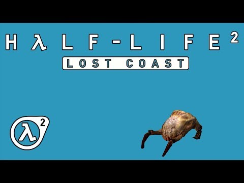 Let's Play Half-Life 2: Lost Coast (Blind) (with Commentary)