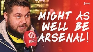 Howson: MIGHT AS WELL BE ARSENAL? Manchester United 4-1 Bournemouth