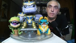 Thanos pops and Collector Zown pops thumbnail