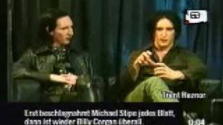 Marilyn Manson and Trent Reznor on Starfuckers, Inc