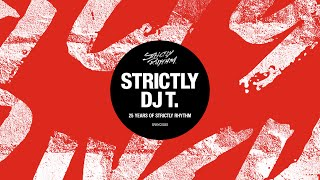 Strictly DJ T.: 25 Years Of Strictly Rhythm - Album Sampler