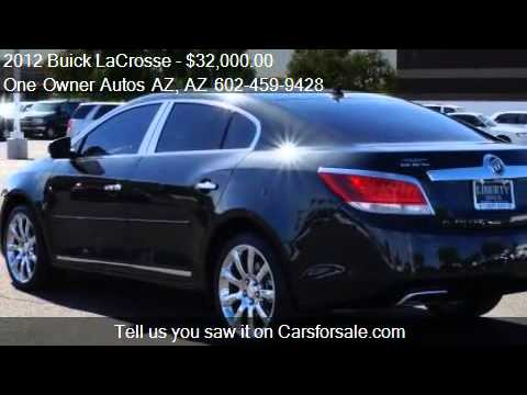 2012 Buick LaCrosse 4dr Sdn Touring FWD - for sale in Peoria