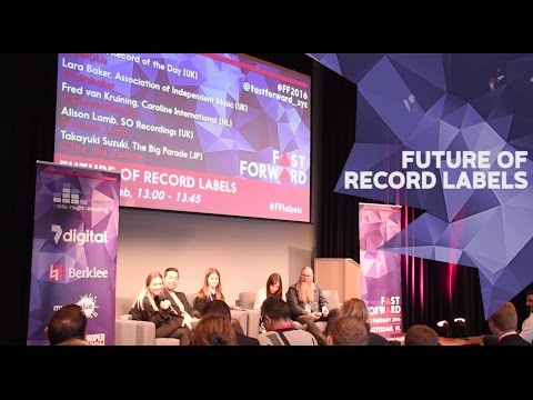 """Future of Record Labels"" 