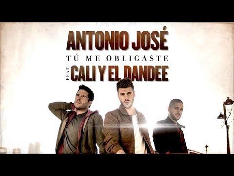 Antonio José, Cali Y El Dandee - Tú Me Obligaste (DESCARGAR EL VIDEO O MP3)