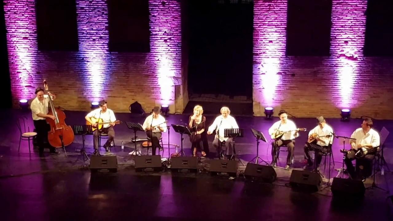 Μπαρμπαγιαννακάκης - «ΡΕΜΠΕΤΙΚΟ - CAFÉ AMAN» @Ρωμαϊκό Ωδείο Πάτρας, 11/7/2017