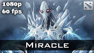 Miracle Ancient Apparition Ranked Match Dota 2
