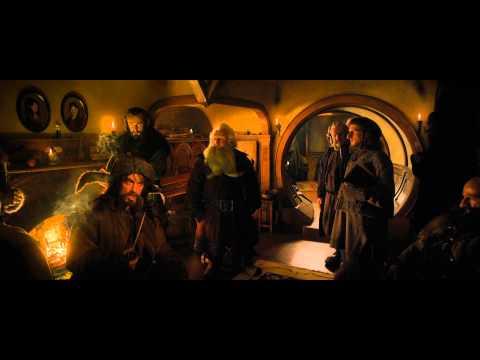 [HD] VF - Le hobbit - La chanson / le chant des Nains (version film) - Inédit