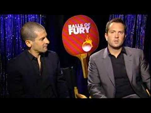 Balls of Fury Cast Interviews