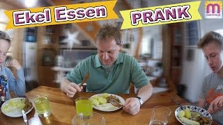 Ekel Essen Prank | Ganze Familie geprankt | VLog 79 marieland