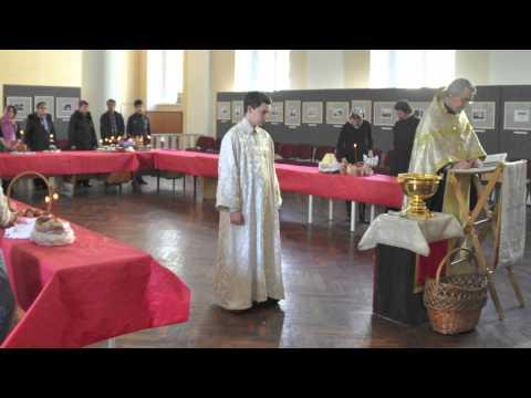 (ВИДЕО) Подготовка к празднованию Пасхи Христовой