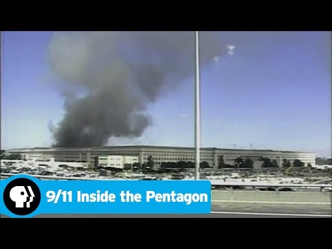 9/11 INSIDE THE PENTAGON | Attack on the Pentagon | PBS