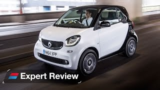 Smart fortwo car review