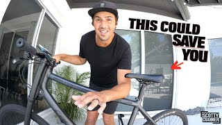 How To Avoid Big Mistakes While Riding - Bicycle Safety Tips!