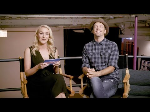 Betsy Wolfe Quizzes Jason Mraz Before He Joins The Cast of Waitress!