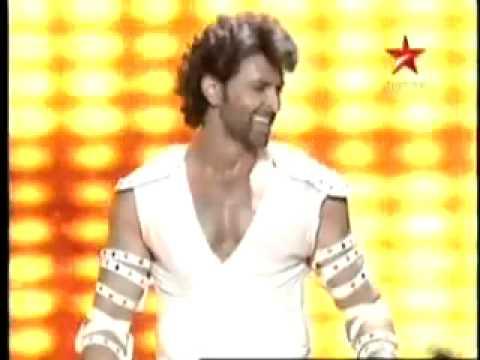 Hrithik roshan and Ankan perform in Just Dance Grand ...