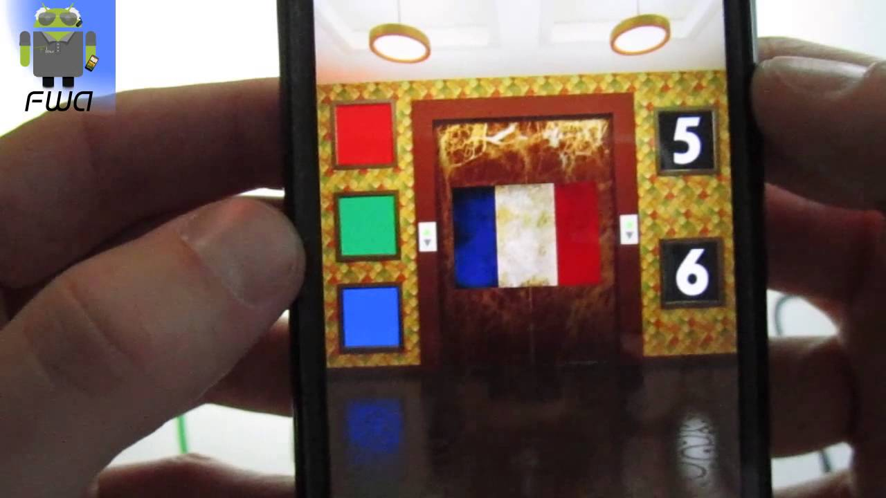 100 Doors Of Revenge Niveau 39 Fr Solution Explication Android Youtube