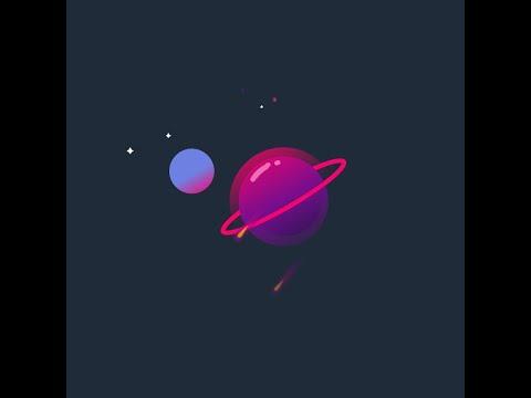 ⭐ Абстракция | Живые обои 2D Space | Скачать бесплатно | На рабочий стол ⭐
