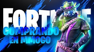 BUYING WEAPONS IN MMOGO ? DO THEY STOLLE ME? Fortnite (Save the World)