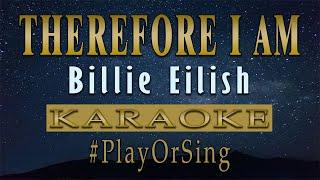 Billie eilish (karaoke version ...