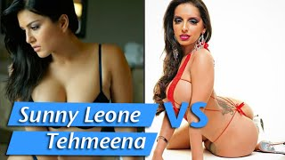 Pakistani Model Tahmeena Afzal May Beat Sunny Leone !