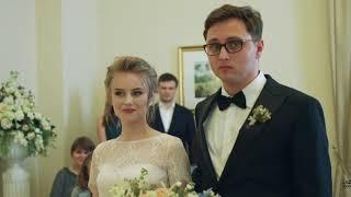 Регистрация брака во Дворце Бракосочетания № 3 | Good Luck Film