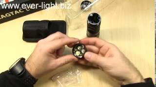 Видеопрезентация поискового фонаря Thrunite Catapult V3