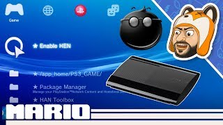 How to Install PS3HEN on Any HAN PS3 on Firmware 4.84! | Homebrew Enabler for HAN