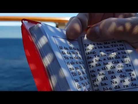 Day 2 Chanting Chú Đại Bi Trên Biển Thái Bình Dương Pacific Ocean on Canival Spirit Cruise
