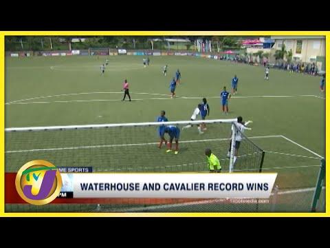 Waterhouse & Cavalier Record Wins - Sept 3 2021