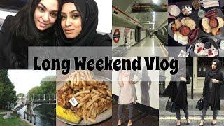 Long Weekend Vlog | Sebinaah