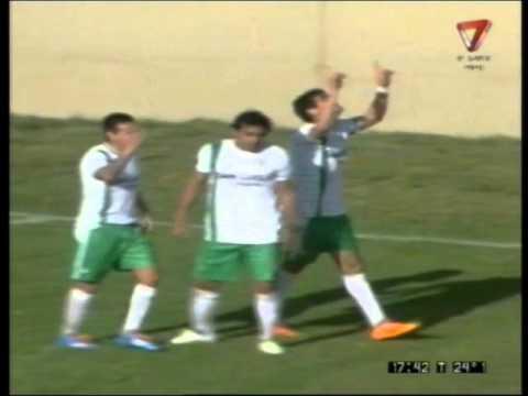 Gol de Estudiantes de San Luis
