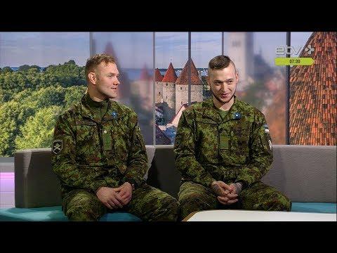 «Anname au!»: в Эстонии около 3000 ветеранов, побывавших в местах военных действий