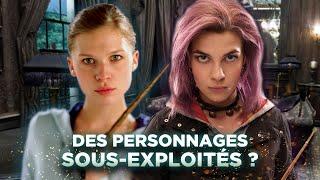 Top 7 Des Personnages Sous-exploitÉs Dans Les Films Harry Potter