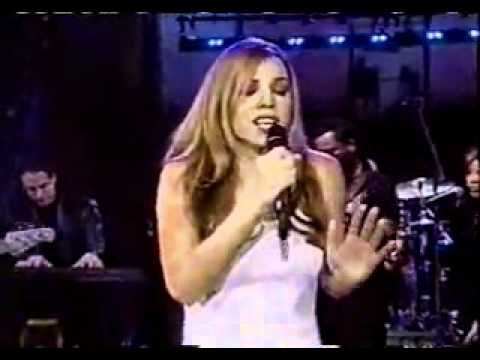 Mariah Carey - Close My Eyes (live @ Rosie O'donnell Show) -