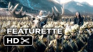 The Hobbit: The Battle Of The Five Armies Featurette - IMAX (2014) - Peter Jackson Movie HD