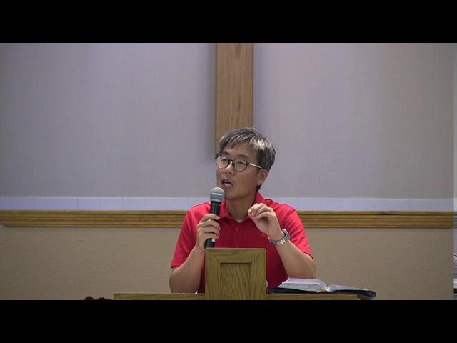 수요기도회 -영적인 무기 (사무엘하19:5-8, 사무엘상30:1-10)